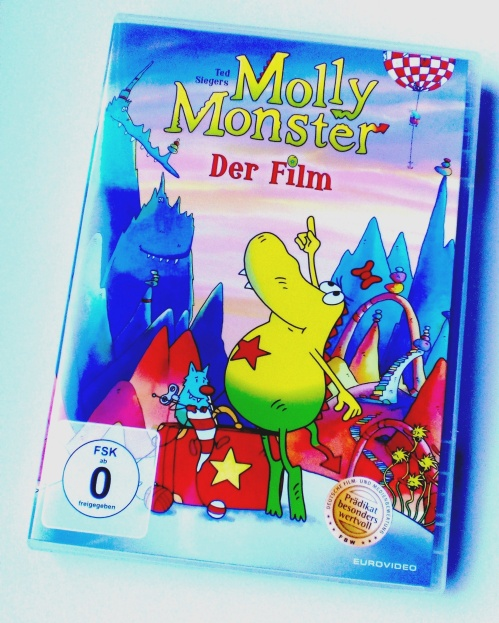 Animationsfilm MOLLY MONSTER auf DVD_4